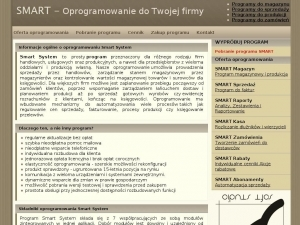 Smart System - program do sprzedaży
